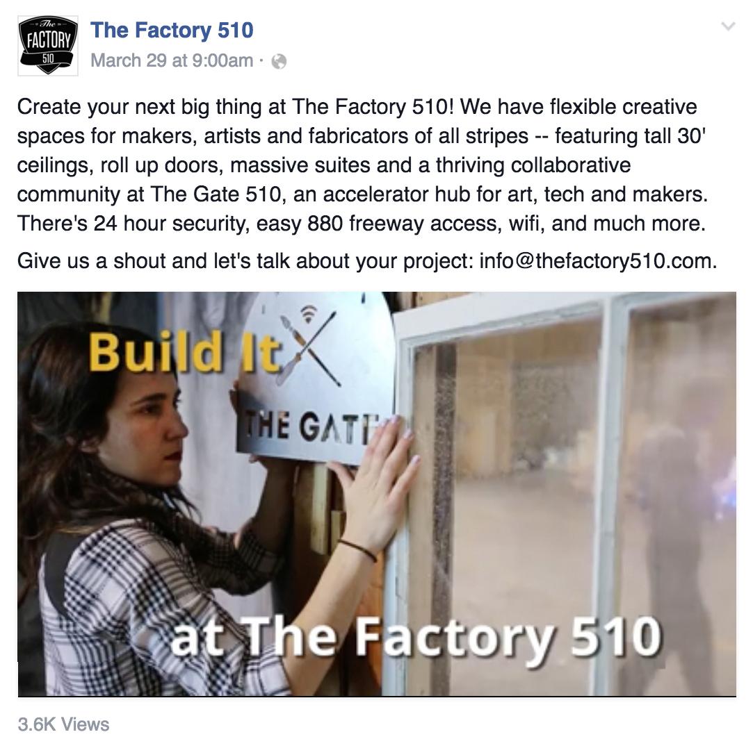Build It (Facebook Views)