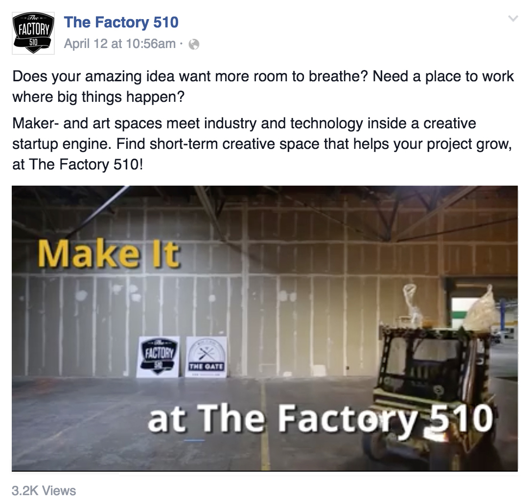 Make It (Facebook Views)
