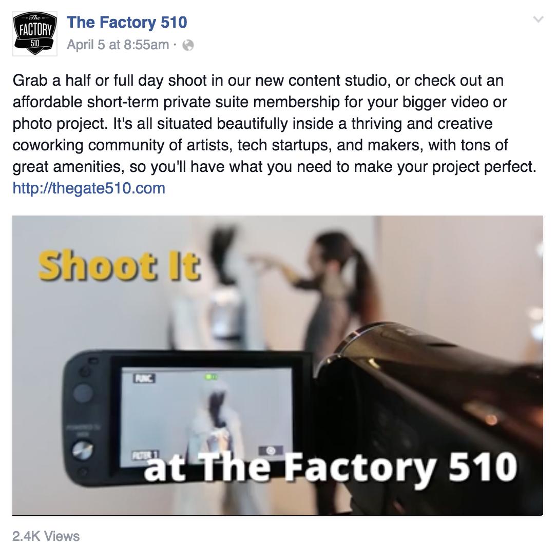 Shoot It (Facebook Views)