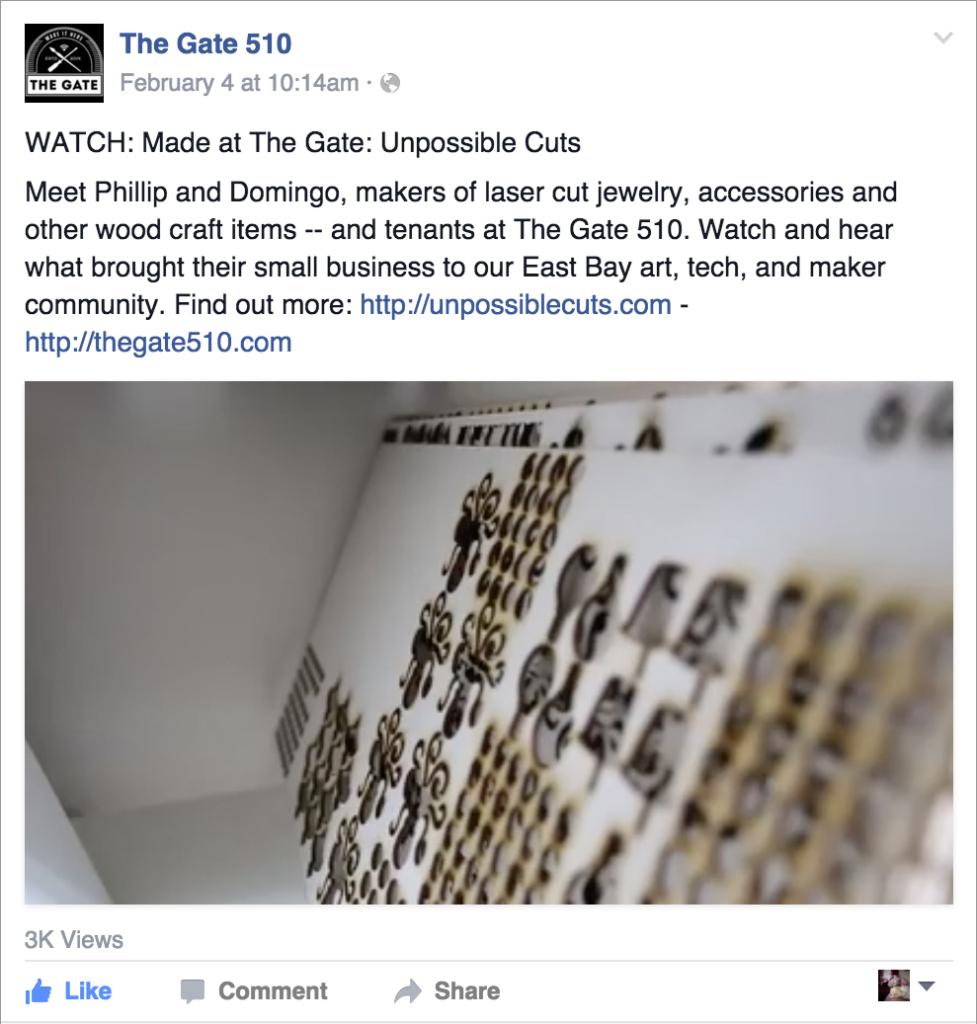 Unpossible Cuts (Facebook Views)
